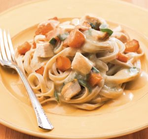 Butternut Pasta with Sage Cream Saucecrop 1024x9622x