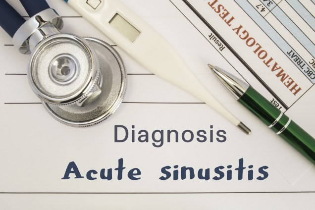 acute-sinus-infection